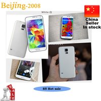 android cell phone - Perfact Inch USB MTK6572 Single SIM Android Cell Phone A ir Gesture Play Store Function Cheap S5 i9600 SM G900 Android