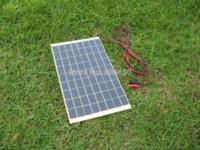 battery enclosure - 30w V Solar Panel Kit Home Battery Camping Carava amp solar charger amp solar panel panel enclosure charger monitor