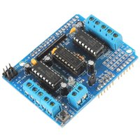Wholesale 2016 New Design L293D Motor Control Shield Motor Drive Expansion Board for Arduino Motor Shield DBP_204