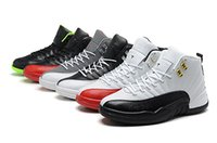 Cheap 2015 Hot Size 40~47 J12 Basketball shoes For men Sports shoes top quality sneakers with box Accept Mix orders Free shipping