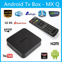 android tv - Online Update MXQ MXG MXS TV BOX Amlogic S805 Quad Core Android Airplay TV Channels Programs Media Player KODI14 Rooted