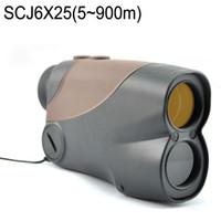 Wholesale Visionking rangefinder X25CJ laser range finder Monocular Scope m Distance telescopes for golf for Hunting