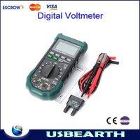 Wholesale MASTECH MS8268 AUTORANGE DIGITAL MULTIMETER Tester Resistance AC DC Ohm Hz Counts Voltmeter