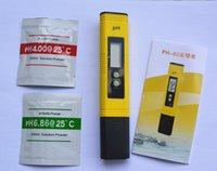 ¡¡¡caliente!!! Lo nuevo LCD Protable Digital PH Meter pluma de orina Tester piscina del acuario Agua Vino