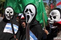 Wholesale The new Christmas Halloween mask devil Scream mask Terror Halloween mask Die ghosts gods skeleton