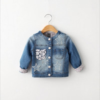 Cheap Summer Jackets Girl Denim | Free Shipping Summer Jackets