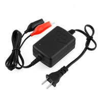 battery charge maintainer - Black Car Truck Motorcycle motor V A Compact Battery Power Charging Charger Tender Maintainer Black