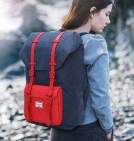 backpacks laptop covers - Mochila BODACHEL Men School Bag For High School Laptop Backpack Women Large Capacity Backpacks Herschel Style sac a dos homme