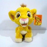 baby simba plush - Sitting height cm inch Original Cartoon Simba The Lion King plush soft toys Simba Plush toy for baby gift