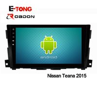 din dvd gps pc - Android GPS Car DVD Player Inch Din Car PC Radio Video Player Multi Language Quad Core For Nissan Teana