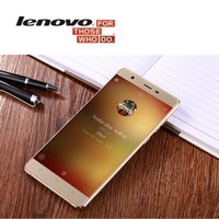 Wholesale 2016 MTK6595 Octa core G ram G rom Lenovo k910 android unlocked Dual sim card WCDMA G GPS android6 inch metal phones with gifts