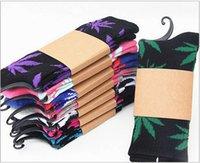 Wholesale Socks Cotton Styles Socks Men Weed Skateboard Men s Socks Welcomed Popular and Fashion Multi Colors Socks