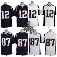 discount football jerseys - 2015 Super Bowl XLIX Football Game Jerseys American Wears Champions Clothing Discount Cheap Hot Sell Blue White Sportswear
