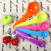 Wholesale 2016 New Arrival Mini Kitchen Scales Kitchen Tools Measuring Spoons Colorful home supply L01183