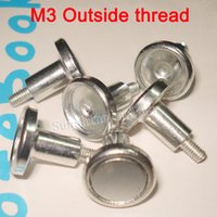 Wholesale LED display panel Magnet screw Outside thread M3 magnetic column Suitable for P10Indoor full color module