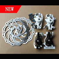 Wholesale 2014 new brand MTB Mountain bike bicycle disk brake rotors rotor set black steel disc brakes freio a disco velo freno bicicleta