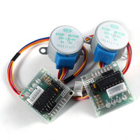 Wholesale 2Set Arduino V Stepper Motor ULN2003 Driver Test Module Board BYJ