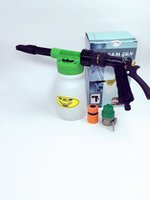 Wholesale low pressure foam lance cleaning machine wash gun foam gun fty