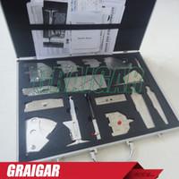 Wholesale Precise pieces welding measure tools combined suit Welding measure gauge kits