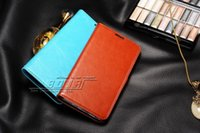 Cheap Note3 PU Leather Wallet Stand Case for Samsung Galaxy Note 3 III N9000 Phone Bag