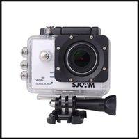 gopro camera - Original SJCAM SJ5000 Plus WiFi Action HD Camera Ambarella A7LS75 Waterproof Sports Camera helmet HD car dvr video camera Gopro Hero4 style