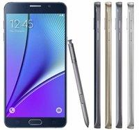 1: 1 Nota 5 SM N920C MTK6572 Quad Core Android 5.1.1 3G WCDMA Lollipop Móvil Mostrar 4 GB de RAM 64 GB ROM del teléfono celular 4G móvil falso