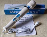 Hitachi Magic Wand Masajeador AV Vibradores poderosa magia varitas cuerpo completo Personal Massager HV-260 Con Reatail Paquete 110-250V libre de DHL
