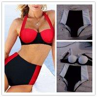 Cheap Women'S Triangle Bikini set Best New Hot Swimsuit summer