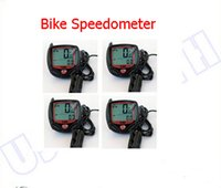 Wholesale LCD Digital bike Speedometer Odomete Bike Tachometer Koso Similar