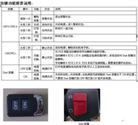 Wholesale Motorcycle electric car keyless entry system PKE