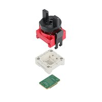 bga tester - BGA107 Socket F Solution_11 X13mm_Premium BGA tester Contactor Solutions BGA Test Socket BGA adapter