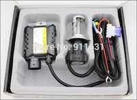 Wholesale Motorcycle Xenon H4 Socket High and Low Moto Light HID W Slim Ballast Bike BiXenon Kit K K K K K K