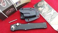 aluminum tools - Halo V quot Satin Plain Tanto Blade Aluminum Handles Kydex Sheath Tool