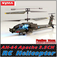 apache helicopter rc - SYMA S109G AH quot Apache quot CH Indoor RC Helicopter Radio remote control Toys