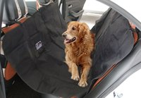 Wholesale Pet Seat Cover Oxford Dog Pets Car Seat Cover Travel Hammock Seat Protection Blanket Waterproof Washable Dogs Outdoor Supplies