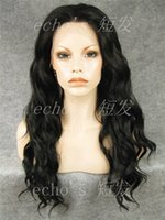 hair weave and wigs - Ms mom export to Europe and America temperament fluffy wig long curly hair simulation trace hand woven human hair wigs free email