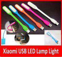 Wholesale USB LED lamp Portable Flexible USB LED Light Foldable Mini eye protection Light for PC laptops Power Bank