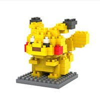 best pokemon diamond - 18 OFF LOZ small particles of diamond Pokemon toy building blocks assembled to develop children s intelligence toy best gift holidays NY