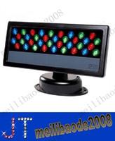 background rgb - 36 W LED RGB Floodlight LED Wash Light Waterproof LED DMX Stage Light LED Floodlight led Wall Washer light background Lamp flood MYY123