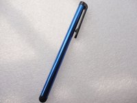 7.0 stylus teléfono móvil-CALIENTE al por mayor, cromático Lápiz táctil para la PC del teléfono / tableta, más baratos y de calidad superior libres del envío 10000pcs