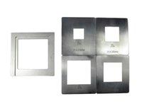 bga rework - LY IR flectors set mm mm mm mm for Infrared BGA rework station Upper heater cover