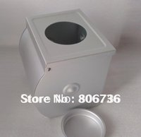 bath tissue holders - Bathroom Accessories Bathroom Toilet Paper Holder Tissue Holder Bath Aluminium Napkin Holder PH