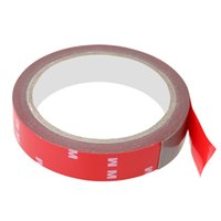 Wholesale 10mm Automotive Double Faced Foam Coated Adhesive Double Strong Sided Tape For Car