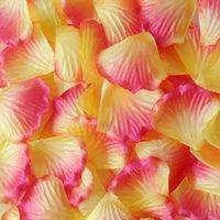 Wholesale Beautiful Silk Rose Petals For Wedding Decorations Artificial Flowers Colors Artificial Rose QUEEN BRIDAL