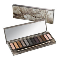 Wholesale Factory Price Nude colors eyeshaodw smoky Eyeshadow Palette Brand New Best quality DHL