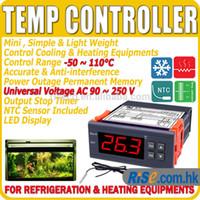 Wholesale 90 V V V A Thermostat Sensor Digital Temperature Control Controller