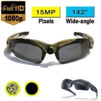 high definition video camera - 2015 New Sale High Definition Super Hd p p Video Recorder Sun Glasses Dvr Camera Sport Cam for Moto Biking Outdoor Sunglasses mp