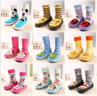 0-6Mos infant and toddler clothing - Kids Clothes Baby Floor Socks Children Cotton Socks Baby Sock Multicolor Toddler Ankle Socks Infant Clothing Boy And Girl Cute Cartoon Socks