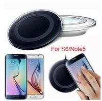 Wholesale Hot Sale Cheap Note5 Qi Wireless Charger Pad For Galaxy s6 S6 Edge plus Nokia Htc LG Iphone Factory