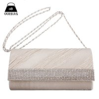 Wholesale Women Handbags New Style Woman Luxury Colorful Bridesmaids Wedding Handbag Banquet Bag Clutch Party bag Evening bag with Chain